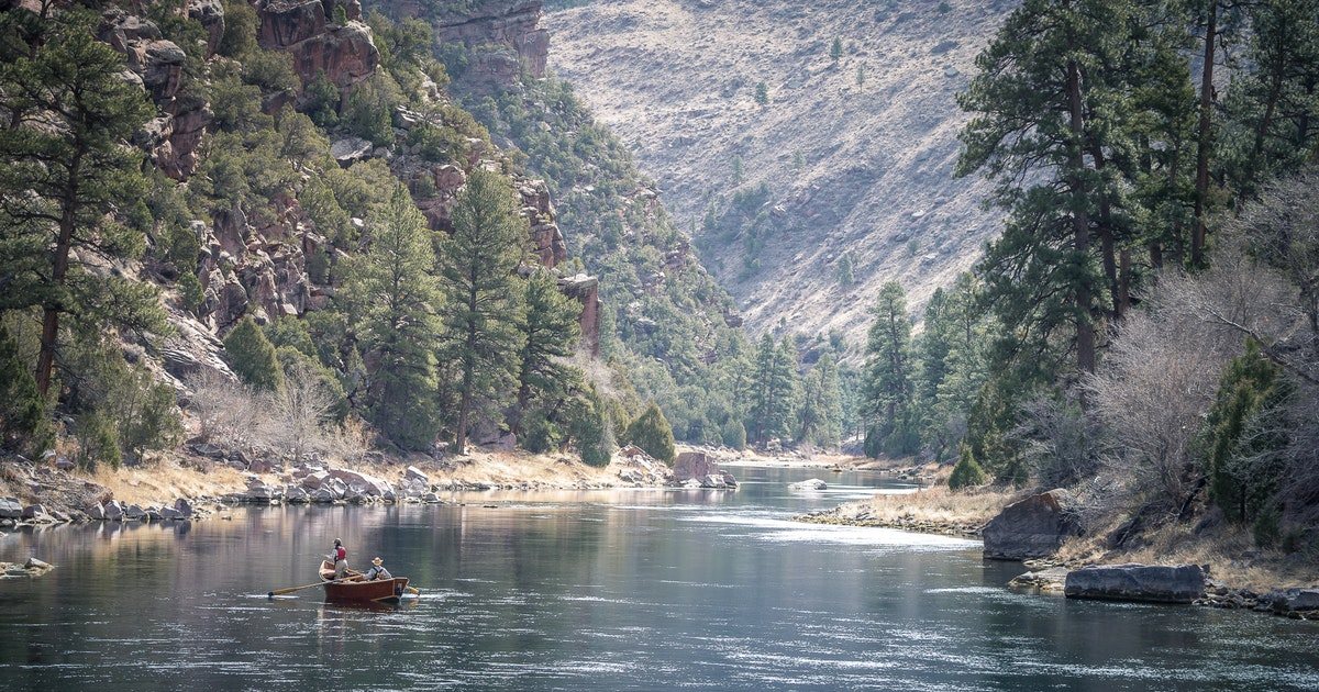 Fly fish the green river below flaming gorge utah for Fly fishing green river utah