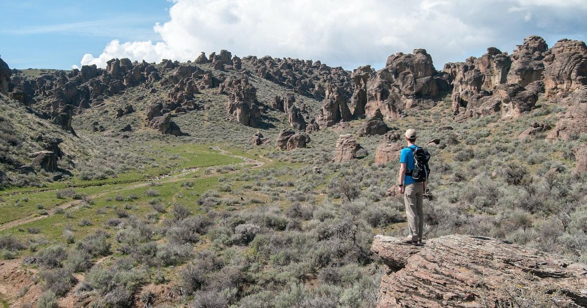 Trails of Boise Idaho » Boise Trails