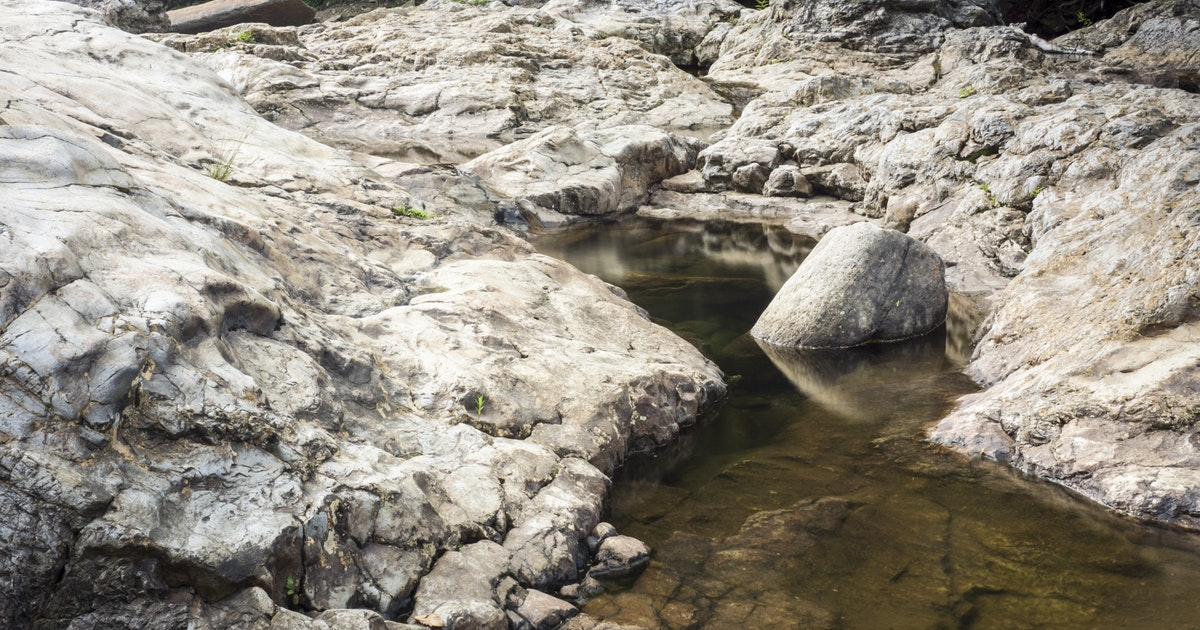 Hike the Haystacks Rapids and Dutchman Falls, The Haystacks and