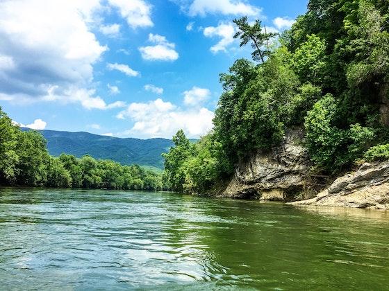 Upper James River