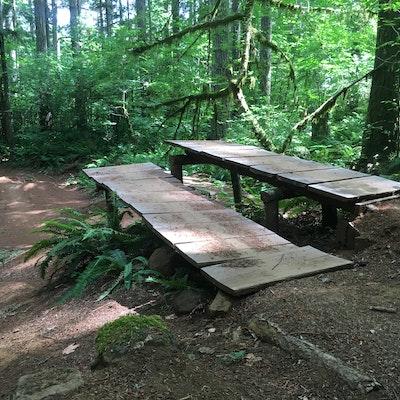 Ride Black Rock Mountain Bike Trails Oregon