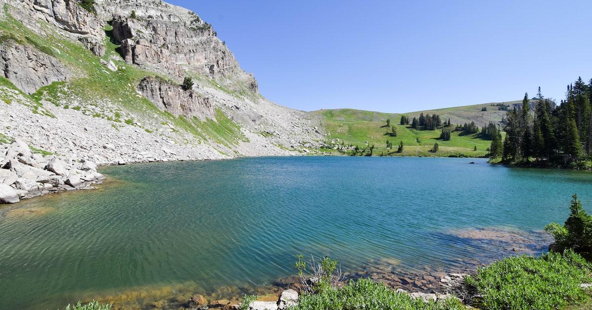 Backpack to Marion Lake , Granite Canyon Trailhead