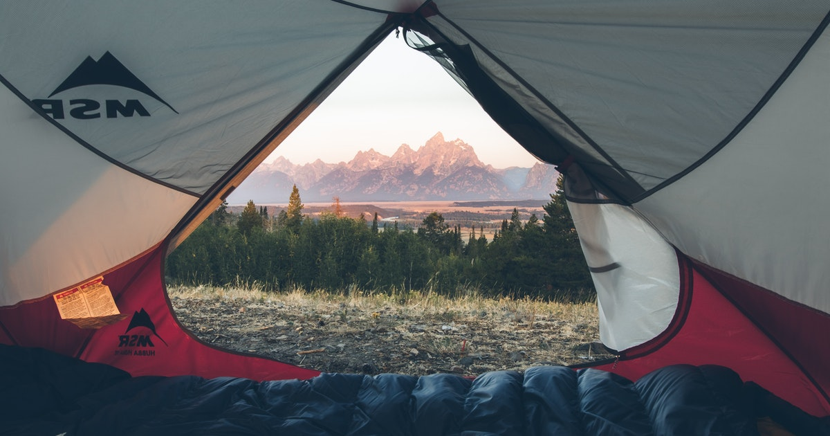 The Campsite That Changed My Life