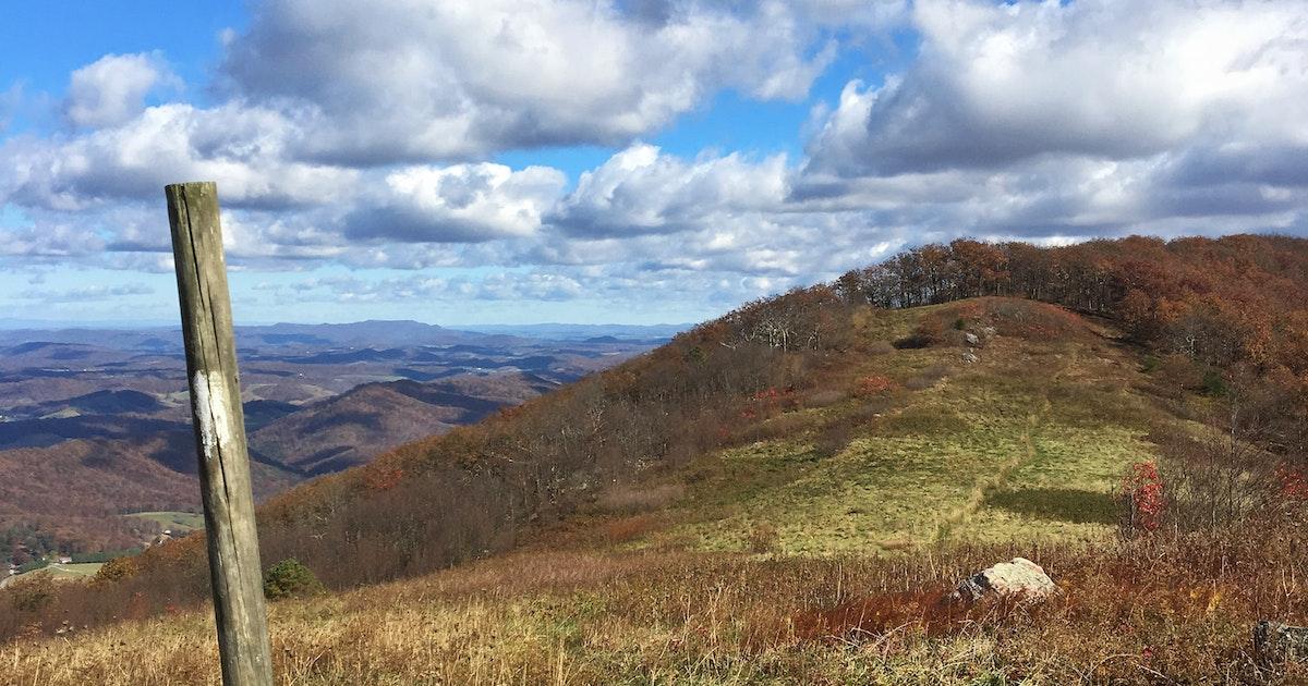 Hike to the Rice Fields, Appalachian Trail