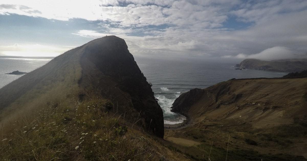 Hike To God S Thumb Oregon