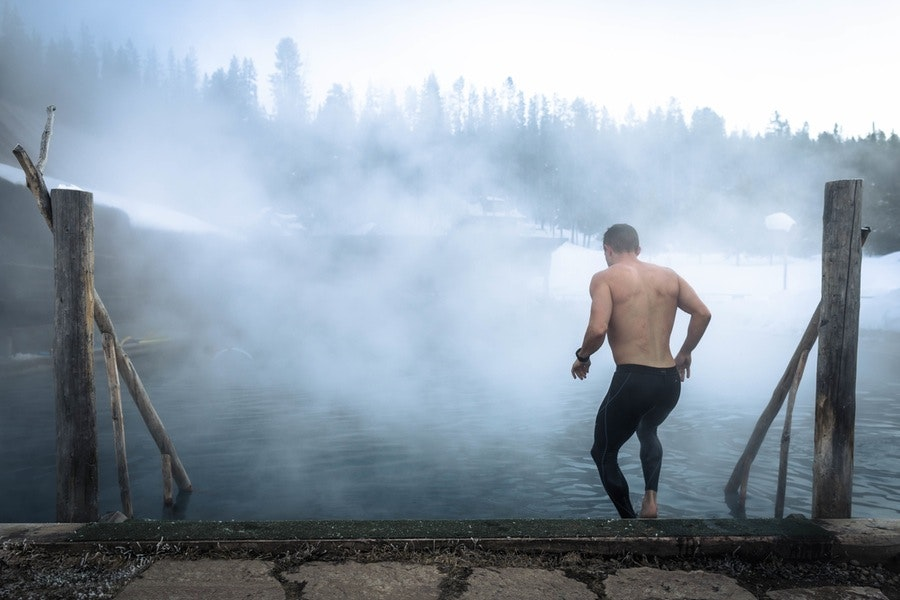 You Need To Visit Idaho U0026 39 S Burgdorf Hot Springs This Winter