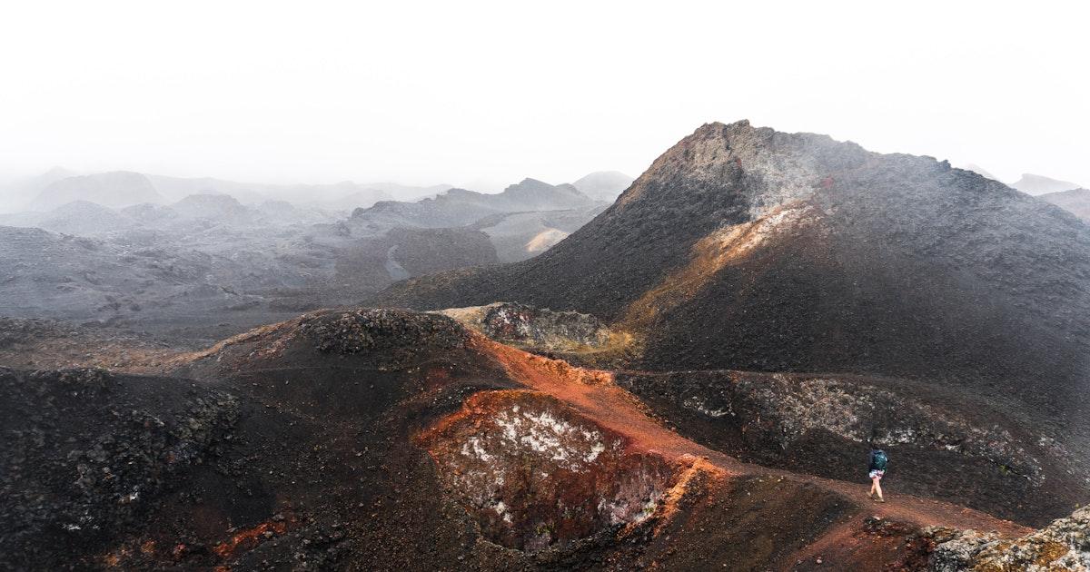Hike Sierra Negra and Volcan Chico, Sierra Negra, Ecuador