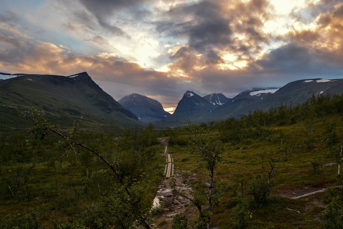 Backpacking The Greatest Wilderness in Europe