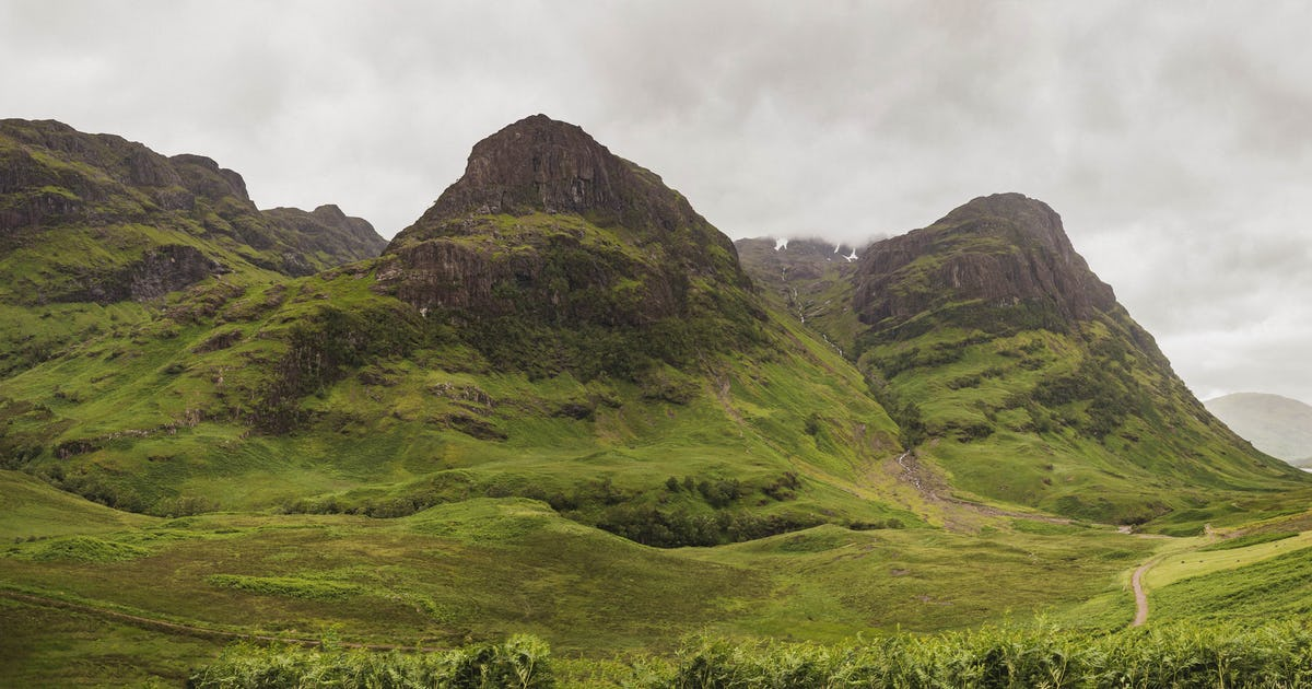 Visit The Three Sisters in Glencoe, Scotland, Highland, United Kingdom