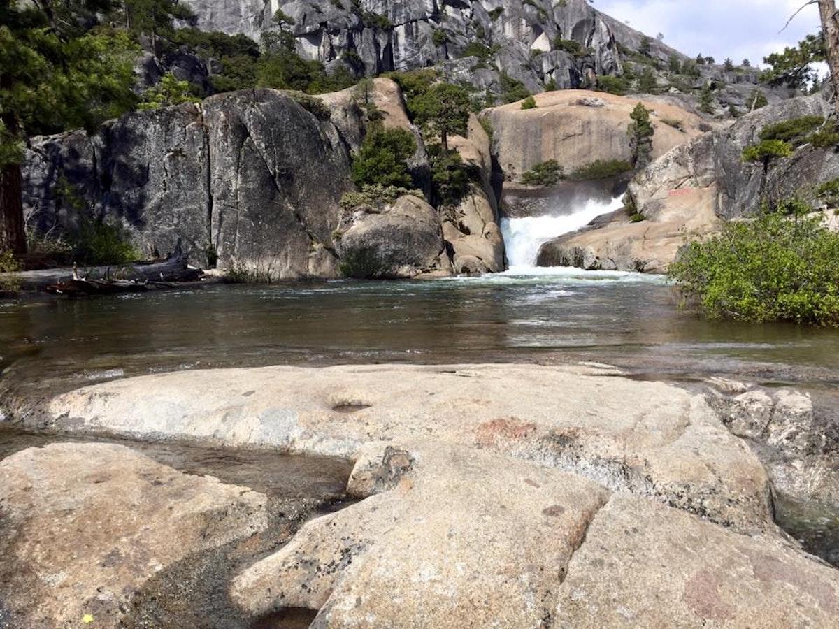 Hike To Cleo S Bath Yosemite
