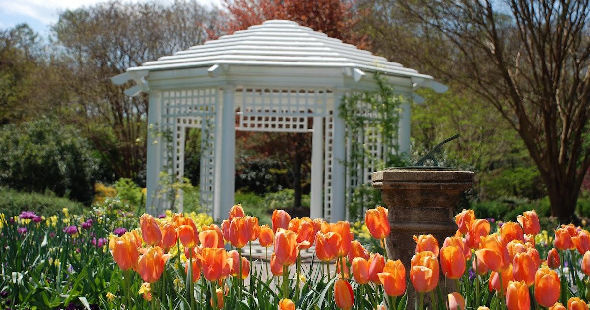 Visit Lewis Ginter Botanical Garden Virginia