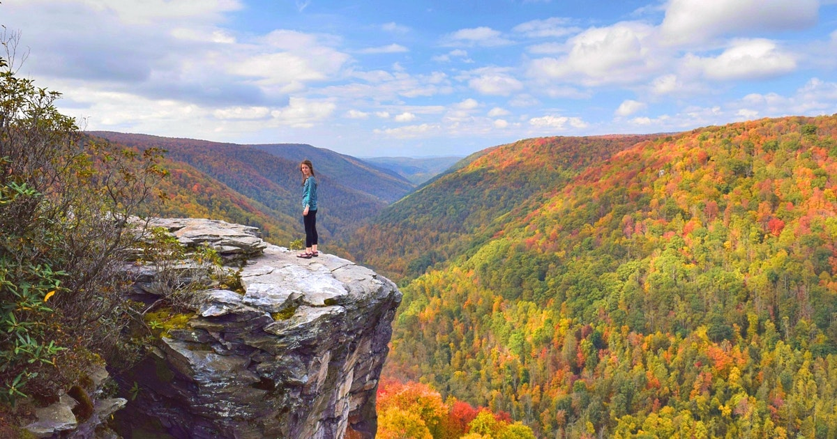The Best Areas On The East Coast For Fall Hiking