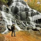 Pretty Place Rainbow Falls